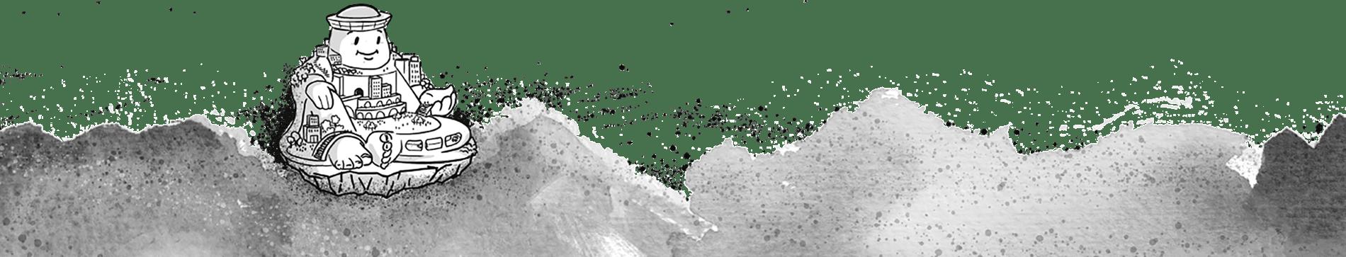 abstrakter Gargantua