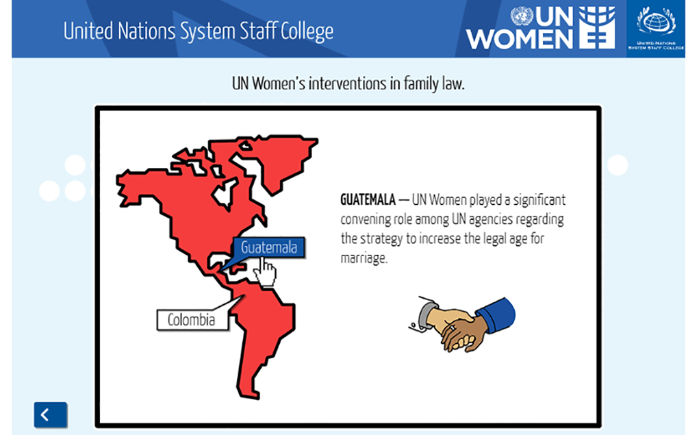 Women Access to Justice