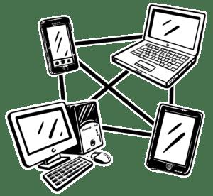 Mitarbeiter 4.0 mobil vernetzt