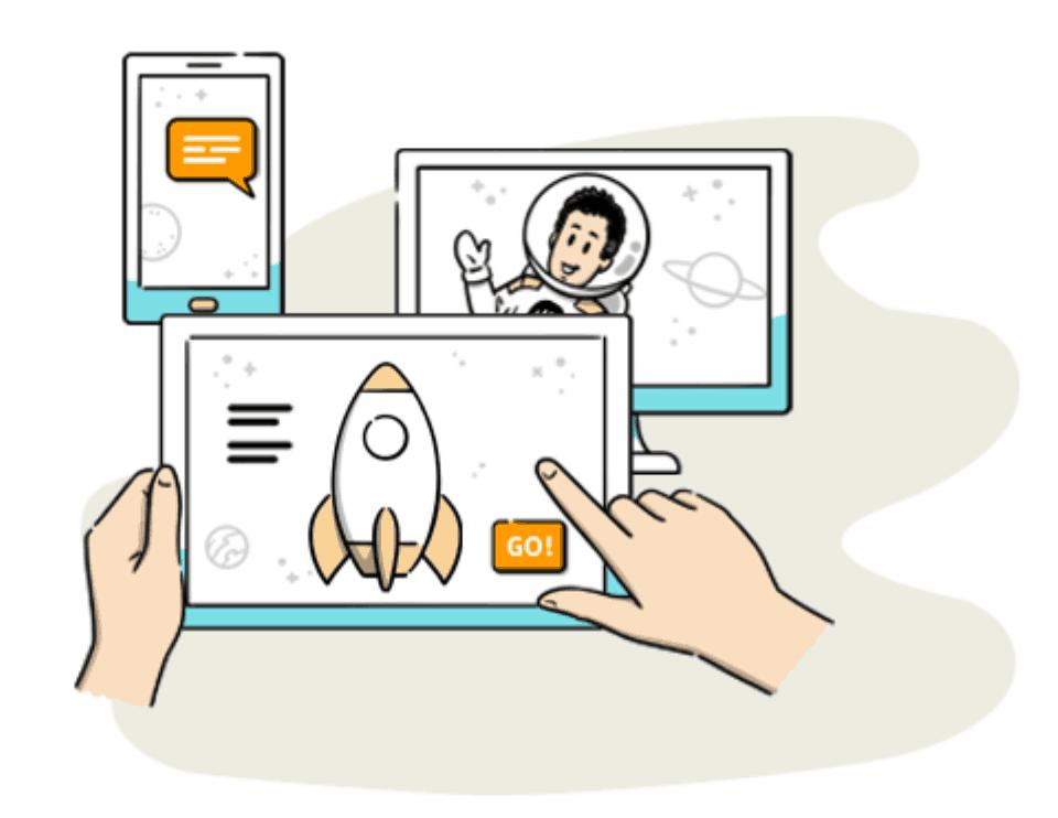 interaktiv lernen wie auf der learntec
