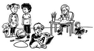 malbuch bastelbuch erklärt kids