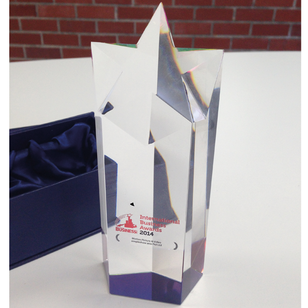 International business award 2014 für simpleshow asia